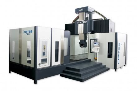 Portal milling machine FOX-40