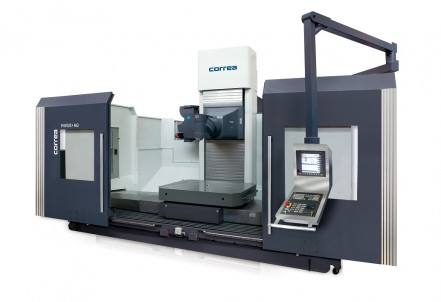Bed-Type with rotary table Milling Machine VH-Plus MG