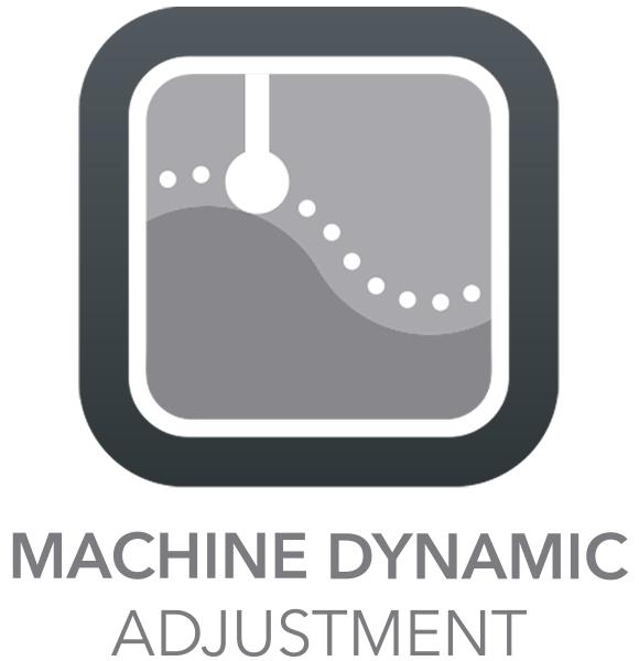 Machine Dynamic Adjustment