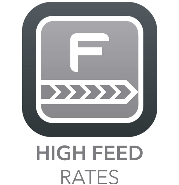 High Feed Rates