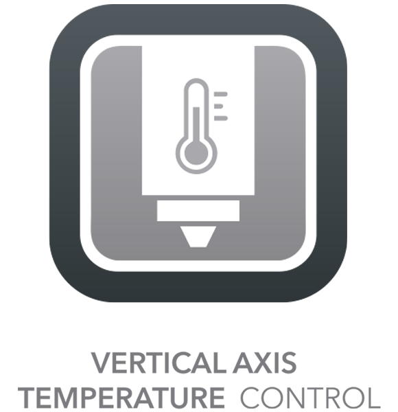 Vertical Axis Temperature Control