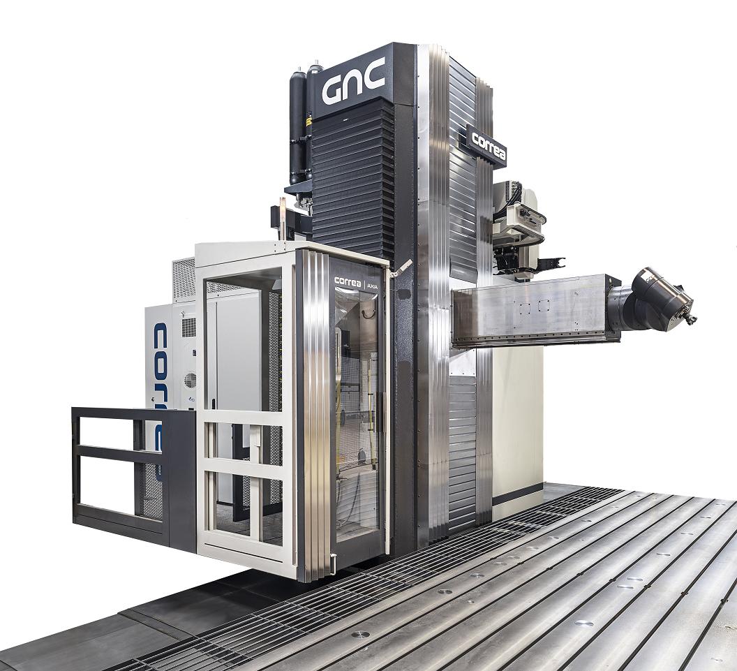 Precision Auto Sales >> Moving Column Milling Machine AXIA - Nicolás Correa