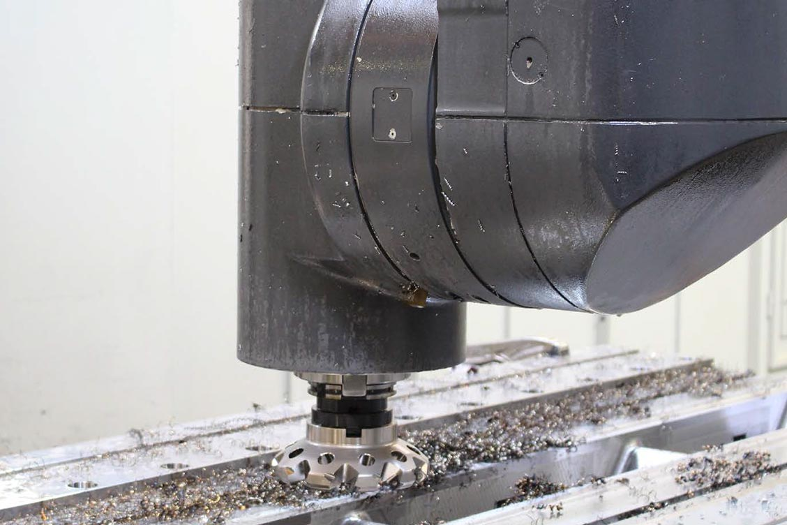 RSB chooses two FOX for the machining of large parts