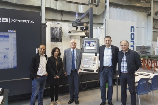 Correa Xperta 20 machine run-off