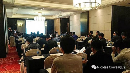 Product Presentation in ShanDong (China)