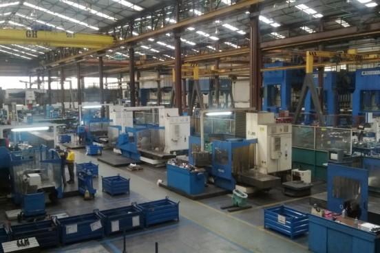 Dover Santander refuerza sus medios de producción con máquinas Correa