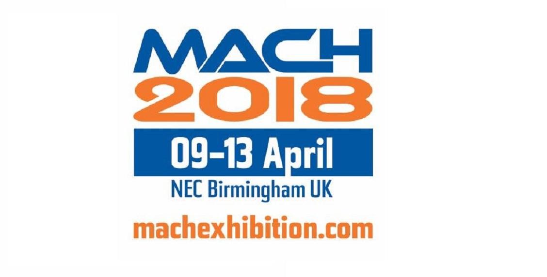 MACH 2018 logo